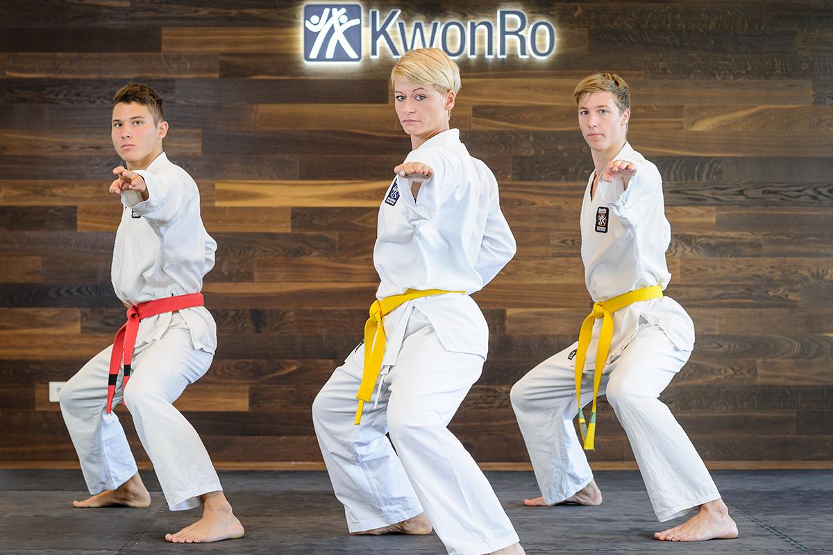 KwonRo - Kampfkunst unter Freunden